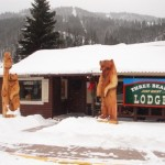 Three Bears Lodge Red River New Mexico