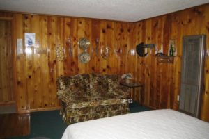 Billy The Kid Authentic Lodge Style Suite at Mountain Shadows Lodge