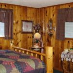 Calalmity Jane Authentic Lodge Style Room at Mountain Shadows Lodge