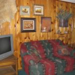 Quanah Parker Authentic Lodge Style Room at Mountain Shadows Lodge